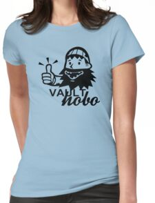 Vault Hobo Womens Fitted T-Shirt