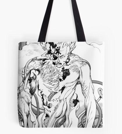 TETSUO MANGA CAP Tote Bag
