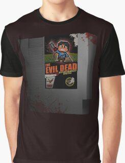 Evil Dead NES Graphic T-Shirt
