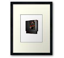 Evil Dead NES Framed Print