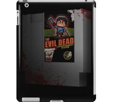 Evil Dead NES iPad Case/Skin