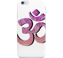 Om iPhone Case/Skin