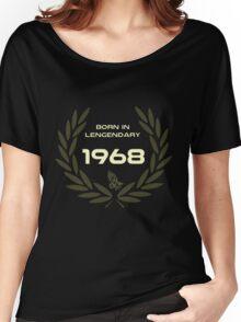 Legendary 1968  Women's Relaxed Fit T-Shirt