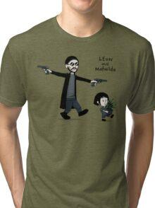 Leon and Mathilda Tri-blend T-Shirt