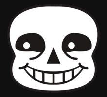 Sans Skull Kids Tee