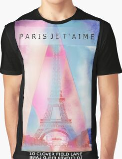 Paris lover Graphic T-Shirt