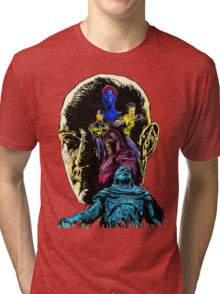 At War With A God: Apocalypse Tri-blend T-Shirt
