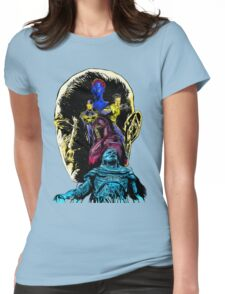 At War With A God: Apocalypse Womens Fitted T-Shirt