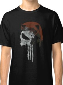 Punished By The Law Classic T-Shirt