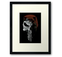 Punished By The Law Framed Print