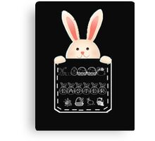 HAPPY EASTER DAY Canvas Print