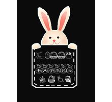 HAPPY EASTER DAY Photographic Print