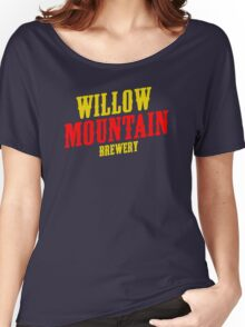 Willow mountain brewery Women's Relaxed Fit T-Shirt