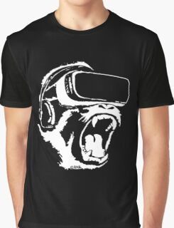 VR Gorilla Graphic T-Shirt