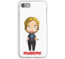 Pewdiepie chibi style iPhone Case/Skin