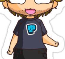 Pewdiepie chibi style Sticker