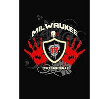 Milwaukee Most Wanted serial killers t-shirts Photographic Print