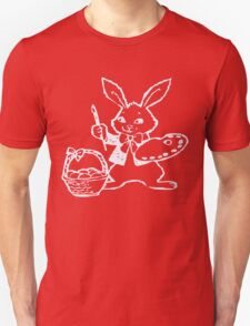 RABBIT PAINTING T-Shirt