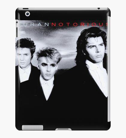 Duran Duran Notorius iPad Case/Skin