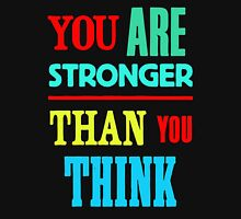 You are stronger than you think Hoodie
