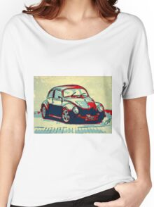 Retro concours Women's Relaxed Fit T-Shirt