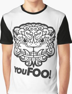 You Foo Tribal Graphic T-Shirt