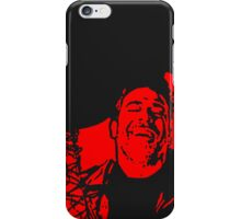 "Negan ""Taking it like a champ"" iPhone Case/Skin"