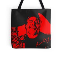 "Negan ""Taking it like a champ"" Tote Bag"