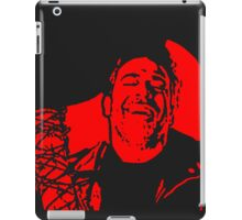 "Negan ""Taking it like a champ"" iPad Case/Skin"
