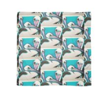 pelicans resting Scarf