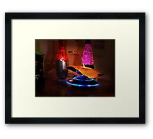 Martian Import Framed Print