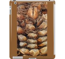 Palm Tree Bark, Cyprus iPad Case/Skin