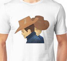 Broke Back Mountain Cowboys! Unisex T-Shirt