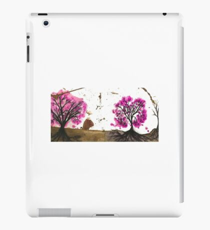 Outback blossoms iPad Case/Skin