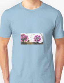 Outback blossoms Unisex T-Shirt
