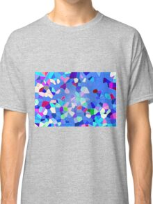 Colours Connect - Abstract Classic T-Shirt