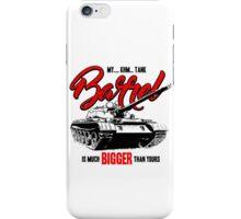 World of Tanks inspired work iPhone Case/Skin
