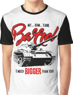 World of Tanks inspired work Graphic T-Shirt