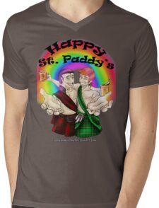 Happy St. Paddy's Mens V-Neck T-Shirt