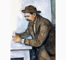 1892 - Paul Cezanne - The Cardplayer Unisex T-Shirt
