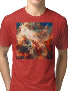 Abstract 49 Tri-blend T-Shirt