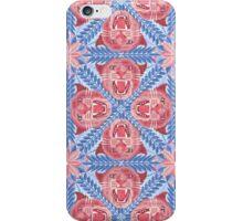Pink Panther Pattern iPhone Case/Skin