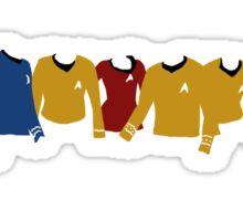 Star Trek TOS Shirts  Sticker