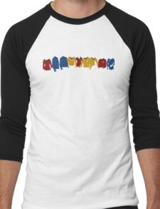 Star Trek TOS Shirts  Men's Baseball ¾ T-Shirt