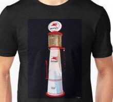 Mobil Gas Vintage Pump Unisex T-Shirt