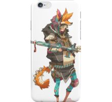 Fury Beats - Lily Slash iPhone Case/Skin