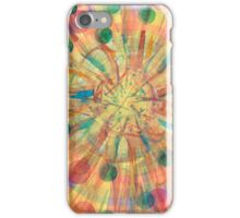 Ball Explosion iPhone Case/Skin