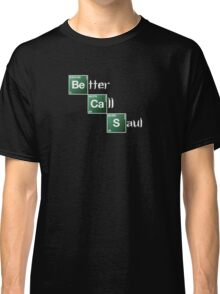 Better Call Saul : Breaking Bad Title Classic T-Shirt