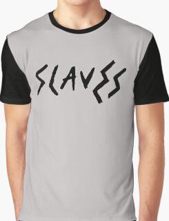 Slaves Graphic T-Shirt