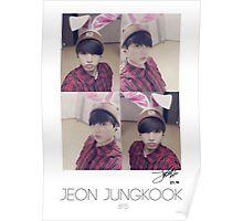 BTS/Bangtan Sonyeondan - Jungkook Photocard Poster